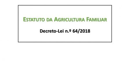 Estatuto da Agricultura Familiar